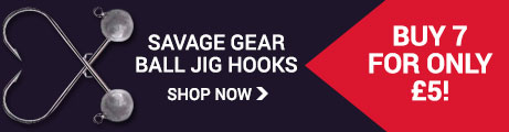 Savage Gear Jig Heads - Buy 7 for £5