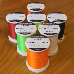 Flybox Textreme 210 Floss - Fly Fishing Threads Materials