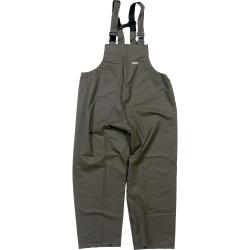 Ocean Comfort Heavy Bib & Brace Trousers - Waterproof Fishing Trousers