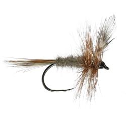 Adams - Winged Trout Dry Flies