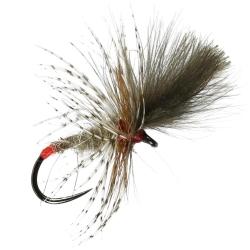 Grunter - Barbless - Stillwater Trout Dry Flies