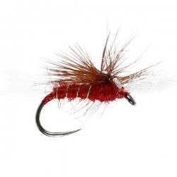 Big Red Cripple Midge - Stillwater Trout Dry Flies