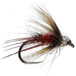 Midas Bibio Stillwater Dry - Barbless - Dry Trout Flies