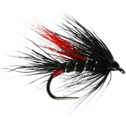 Sedgehog Bibio - Trout Sedge Flies