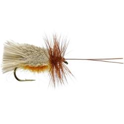G&H Amber Sedge - Trout Sedge Flies