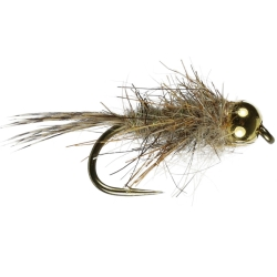 GB GRHE Original - Trout Weighted Nymph Flies
