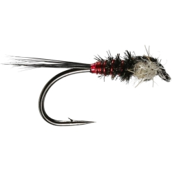 Hares Ear Diawl Bach - Unweighted Nymph Trout Flies