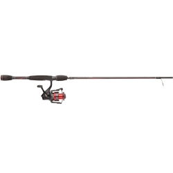 Abu Garcia Black Max FD Front Drag Combos - Spinning Reel Rod Outfits Kits