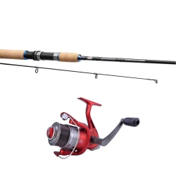 Abu Garcia Devil Spin Outfit - Spinning Fishing Kits