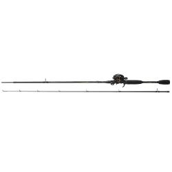 Abu Garcia Pro Max Combo - Low Profile Baitcasting Spinning Kit