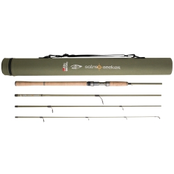 Abu Garcia Salmo Seeker Spinning Rod - Travel Spin Rods