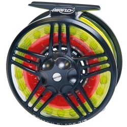 Airflo Switch Black Fly Reel - Cassette Fly Fishing Reels