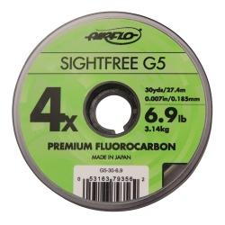 Airflo Sightfree G5 Premium Fluorocarbon - Leader Tipper Material 5th Generation