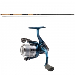 Berkley Pulse XCD Spin Outfit - Spinning Combos Kits