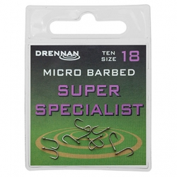 Drennan Super Specialist Hooks - Fishing Hooks