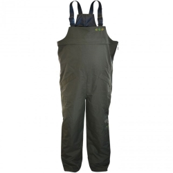 ESP 25K Quilted Waterproof Salopettes  - Breathable Bib and Brace Trousers Clothing