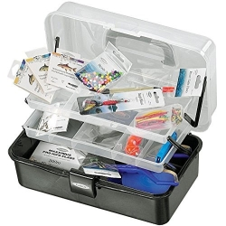 Fladen Fishing Loaded Freshwater Barbed Coarse Box - Cantilever Tackle Storage
