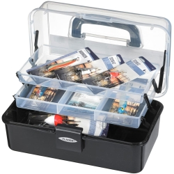 Fladen Fishing Loaded Freshwater Box - Cantilever Tackle Storage