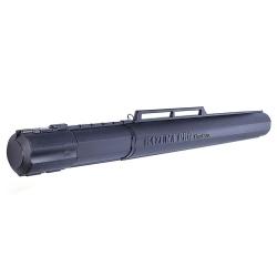 Flambeau Bazuka Bazooka Rod Case - Rods Tube Storage