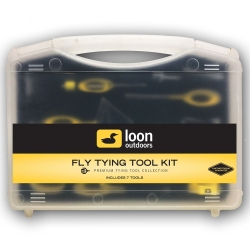 Loon Outdoors Fly Tying Tool Kit - Tools Set