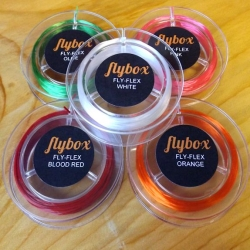 Flybox Fly-Flex Spool - Fly Tying Floss Materials