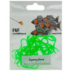 FNF Squirmy Worm - Fly Tying Body Materials