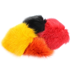 Franc N Snaelda Shadow Fox Pelt Fur - Fly Tying Hair
