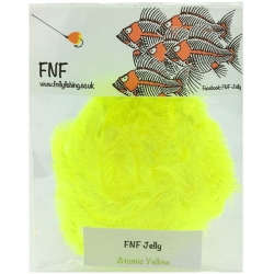 Frozen North Fly Fishing FNF 15mm Jelly Translucent Fritz - Blobs Lures Fly Tying Materials