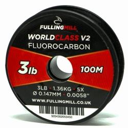 Fulling Mill Worldclass V2 Fluorocarbon - Fluorocarbon Fishing Lines