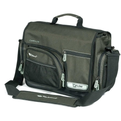 Wychwood Flow Carry Lite Shoulder Tackle Bag - Fishing Luggage