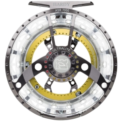 Hardy Ultralite ASR Cassette - Assisted Spool Release Fly Fishing Reels