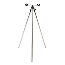 Ian Golds Telescopic Tripods Double - Sea Fishing Rod Rests