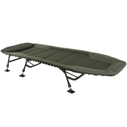 JRC Defender Level Bed Bedchair - Camping Fishing Outdoors