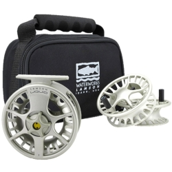 Waterworks Lamson Liquid Vapor Reel 3 Pack - Fly Fishing Reels