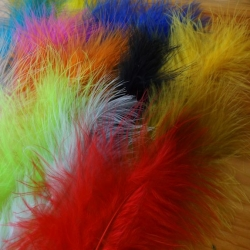 Flybox Premium Marabou Feathers - Fly Tying Materials