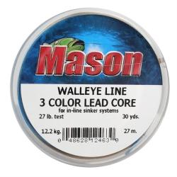 Mason Walleye Line - Trolling Lead Core Lines