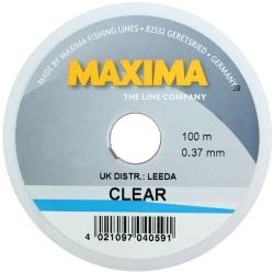 Maxima 100m Clear Monofilament - Fishing Lines