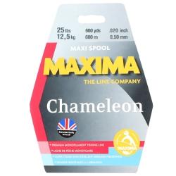 Maxima  600m Chameleon Monofil - Monofilament