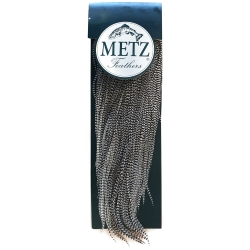 Metz Grade 1 Cock Saddle - Fly Tying Feathers Capes
