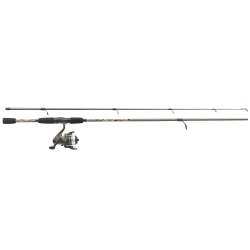 Mitchell Tanager Camo Spin Combo - Spinning Rods Outfits Kits