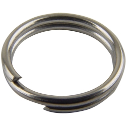 Mustad Round Split Rings - Fishing Tackle
