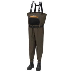 ProLogic LitePro Breathable Bootfoot Waders - Fishing Chest Wader