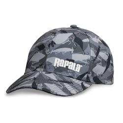 Rapala Lure Camo Cap - Baseball Fishing Hats