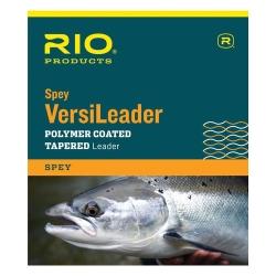 Rio Spey VersiLeader - 10ft 6ft Spey Scandi Light Skagit Line Leaders
