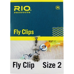 RIO Fly Clips - Trout Fly Fishing Tackle Accessories