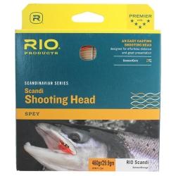 Rio Scandi Shooting Head - Salmon Fly Fishing Line