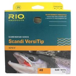 Rio Scandi VersiTip - Shooting Head Salmon Fly Fishing Line