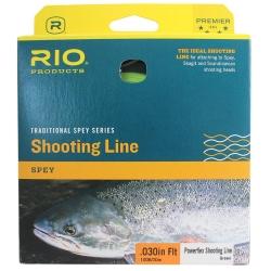 Rio Shooting Lines -  Running Line Powerflex Core Fly Fishing