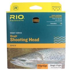 Rio Skagit iFlight Spey Line - Salmon Shooting Heads Fly Fishing