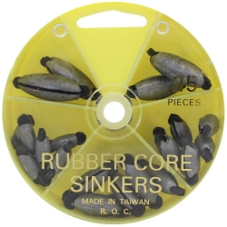 Ron Thompson Sinkers with Rubber Centre